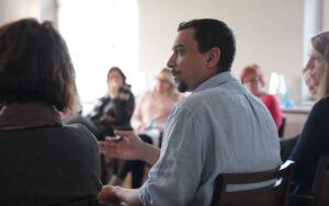 Semhar Asgodom pic seminar